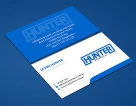 #54 for Design some Business Cards for hunter mechanical by ALLHAJJ17