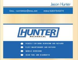 mahadi69 tarafından Design some Business Cards for hunter mechanical için no 49