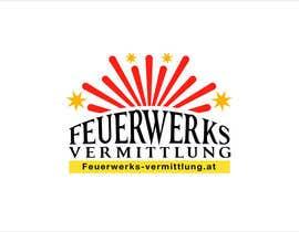 #20 untuk Website Logo für Feuerwerks-Vermittlung.at oleh griffindesing