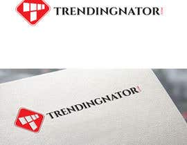 #274 for Re-design a Logo for Trendingnator.com af riponrs