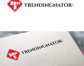 #274 untuk Re-design a Logo for Trendingnator.com oleh riponrs