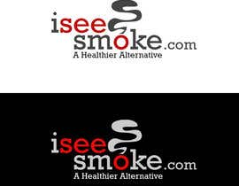 #47 para Design a Logo for  'I see smoke' por ashtek