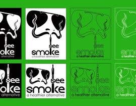 #112 for Design a Logo for  'I see smoke' af elpollitodice