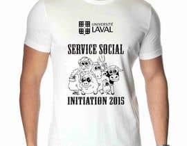 #27 for Design a T-Shirt for a school Event af bv77