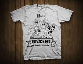 #22 untuk Design a T-Shirt for a school Event oleh petersamajay