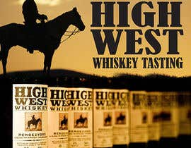 #10 cho Design a Flyer for High West Whiskey Tasting bởi Anudissa