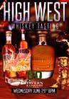Graphic Design Konkurrenceindlæg #30 for Design a Flyer for High West Whiskey Tasting