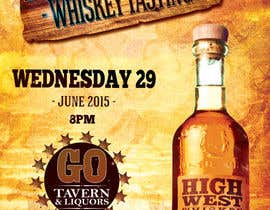 #26 cho Design a Flyer for High West Whiskey Tasting bởi amprodzz