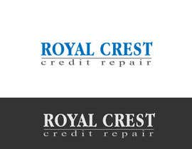 #86 for Design a Logo for ROYAL CREST CREDIT REPAIR by sarifmasum2014