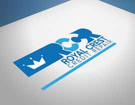 #58 for Design a Logo for ROYAL CREST CREDIT REPAIR by propeller215