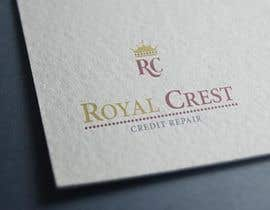 #45 untuk Design a Logo for ROYAL CREST CREDIT REPAIR oleh webexpo