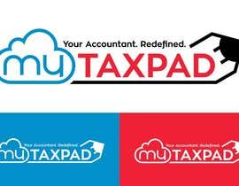 #10 untuk Design a clean, modern logo for cloud-based accounting firm with new generation oleh alexandrsandu