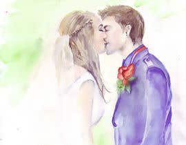 #33 cho Illustrate A wedding photo bởi tweelingen