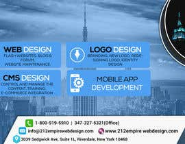#5 for Design a Banner for 212 Empire Web Design af akram1293