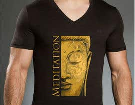#18 untuk Design a T-Shirt related to the Keywords: Meditation, Calmness, Freedom, Open Mindedness oleh Amtfsdy