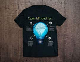 #50 untuk Design a T-Shirt related to the Keywords: Meditation, Calmness, Freedom, Open Mindedness oleh aandrienov