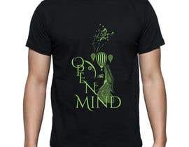 #60 cho Design a T-Shirt related to the Keywords: Meditation, Calmness, Freedom, Open Mindedness bởi VikiFil
