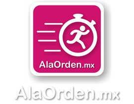 #43 for Diseñar un logotipo para aplicación móvil de entrega de productos y servicios a domicilio af oscardavidalzate