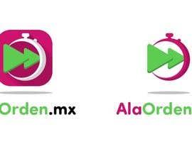 #63 untuk Diseñar un logotipo para aplicación móvil de entrega de productos y servicios a domicilio oleh armdiseno