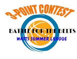 #1 for Design a Logo for A BASKETBALL 3-POINT & DUNK CONTEST EVENT af mobeenanwar94
