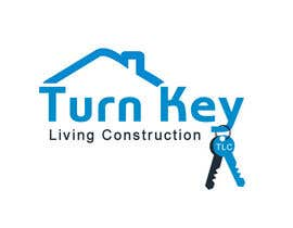 #42 for Design a Logo for Turnkey Living Constructions (TLC) by thimsbell