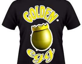 sianying tarafından Design a T-Shirt for golden egg için no 33