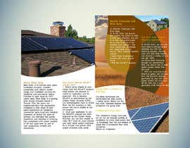 #10 cho Design a Brochure for Solar Panel Company bởi princegohel