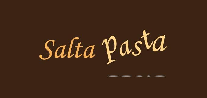 #8 for Design a Logo for Saltapasta by nDipto