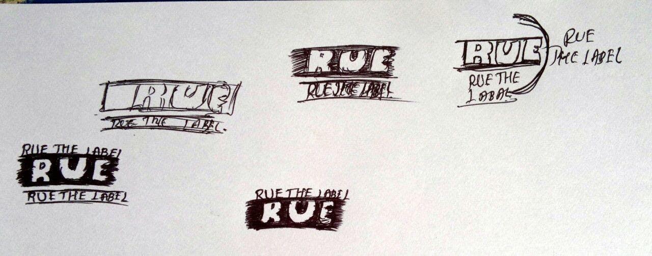 Penyertaan Peraduan #3 untuk Design a Logo for a clothing label.