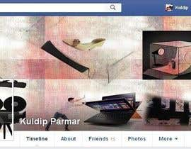 #6 untuk Design an FB cover for a photo studio oleh kuldeep024