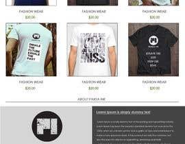 #7 for Design a Website Mockup for PI af greenarrowinfo
