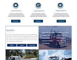 #15 for Design a Website Mockup for A Vehicle Dealership af ravinderss2014