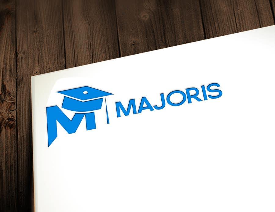 Penyertaan Peraduan #21 untuk Design a Logo for Majoris