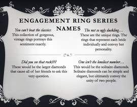 meggievickers tarafından Creative Product Series Name - Engagement Rings için no 24
