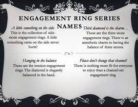 meggievickers tarafından Creative Product Series Name - Engagement Rings için no 26