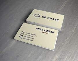 #98 untuk Design some Business Cards for Recruitment Firm CB Chase oleh slim92