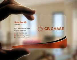 #89 untuk Design some Business Cards for Recruitment Firm CB Chase oleh imtiazmahmud80