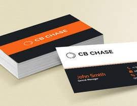 #103 untuk Design some Business Cards for Recruitment Firm CB Chase oleh diptisamant84