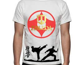 #7 cho Design Five T-Shirts for Fight Clothing company bởi marijakalina