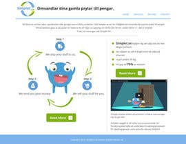 #5 untuk Best landing page contest oleh omwebdeveloper