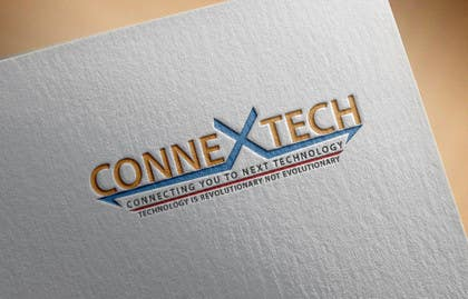 #57 for Design a logo for ConneXTech af chtanveeritp