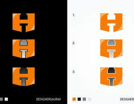 #30 for Design a Logo for Hammertime Contracting af sauravsingh