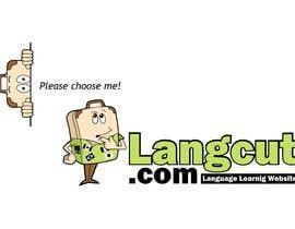 #28 untuk Langcut.com Logo oleh Wagner2013