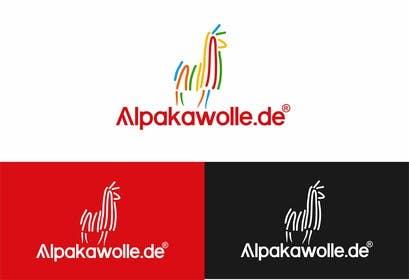 #42 untuk Alpakawolle.de Logo (Alpaca Yarn) oleh jayantiwork