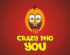 #16 for Design a Logo for Crazy Pho You by sudipduttakol