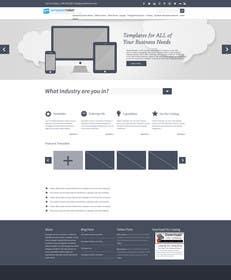 #2 cho Design a Website Mockup for  site bởi rjsoni1992