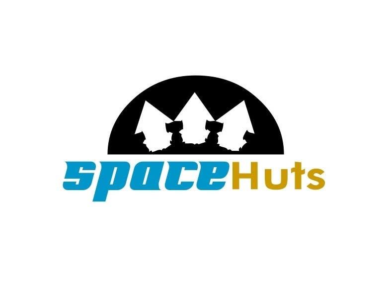 Bài tham dự cuộc thi #84 cho Design a Logo for SpaceHuts