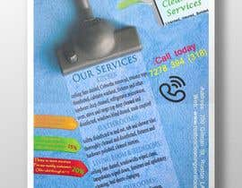 #5 for flyers for ruston cleaning services by teacher2022