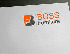 #34 for Design a Logo for  Boss Furniture. af slcreation