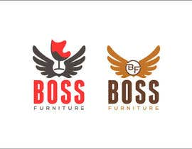 #28 for Design a Logo for  Boss Furniture. af rahulwhitecanvas
